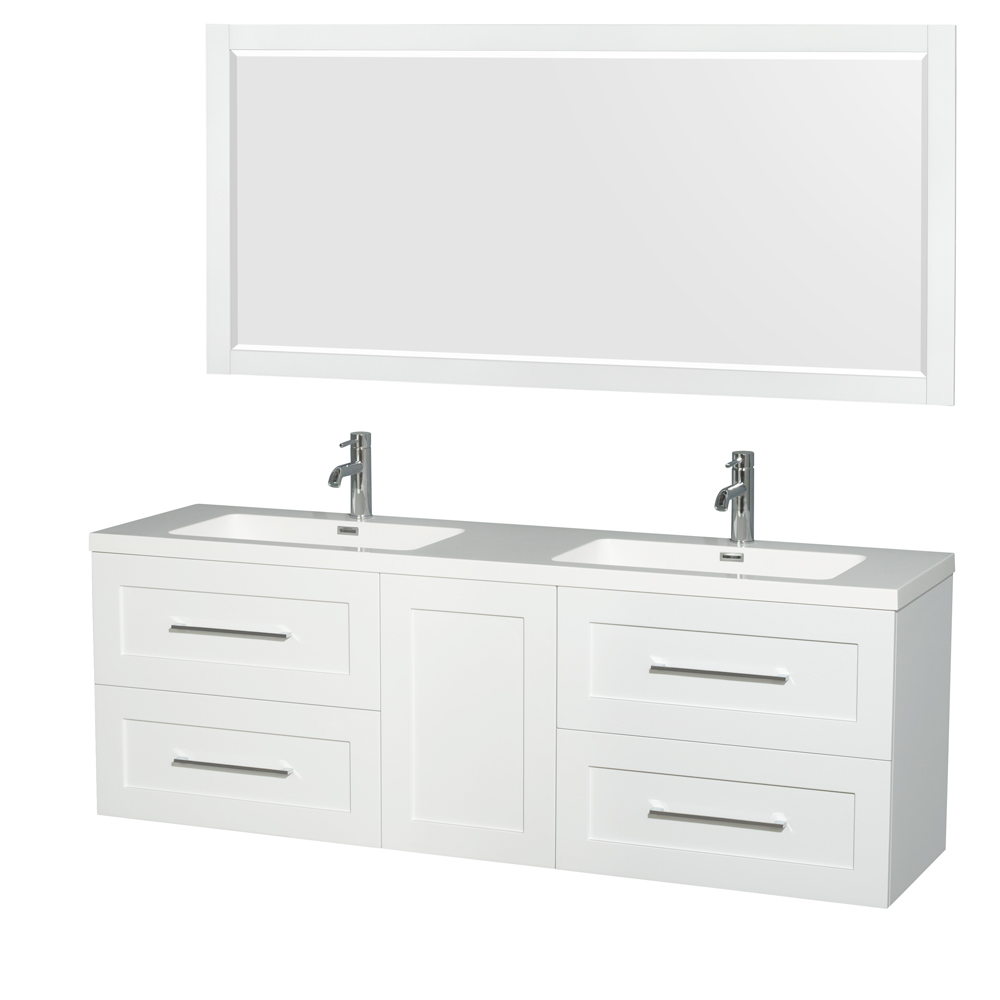 70 inch vanity