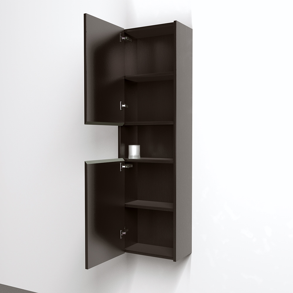 Sarah Wall Mounted Bathroom Storage